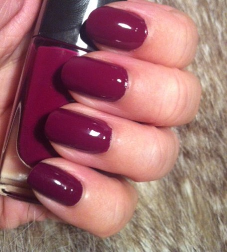 Lancome Vernis in Love in Infusion de Prune