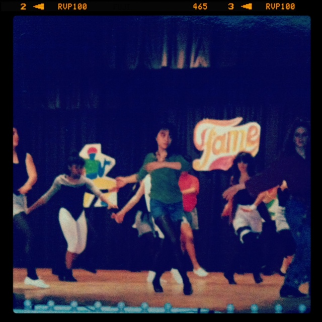 junior high dance recital