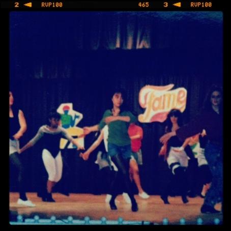 junior high dance recital