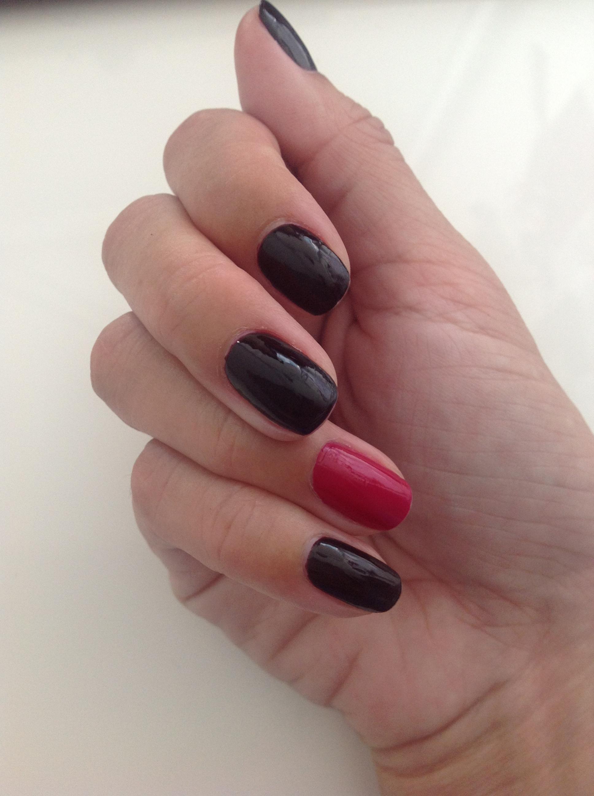 Lancome Vernis in Love manicure