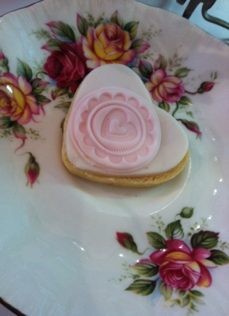 PS by Pretty Sweet cookie