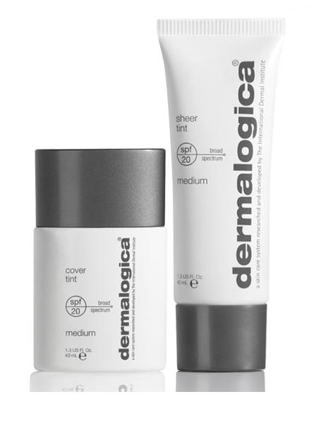 dermalogica sheer cover tint